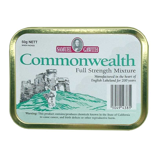 Samuel Gawith Commonwealth Mixture - MrSnuff