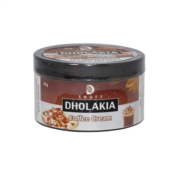 Dholakia Coffee Cream