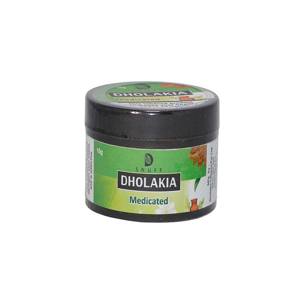 Dholakia Medicated - MrSnuff