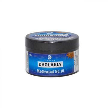 Dholakia Medicated No.10