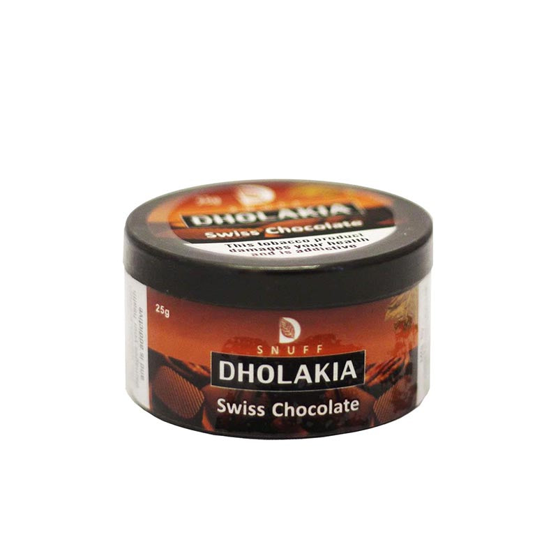 Dholakia Swiss Chocolate