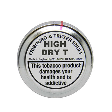 Fribourg and Treyer High Dry T