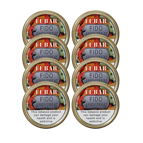FUBAR Fido Spicy Treat Menthol 30g