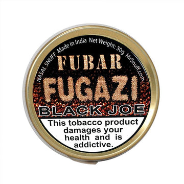 FUBAR Fugazi Black Joe 30g