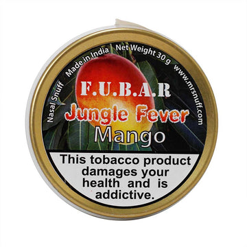 FUBAR Jungle Fever Mango 30g