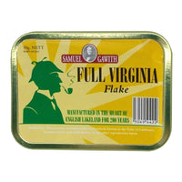 Samuel Gawith Full VIrginia Flake - MrSnuff