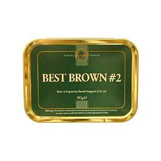 Gawith Hoggarth Best Brown No.2 - MrSnuff