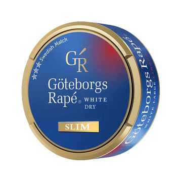 Goteborgs Rape Slim White Dry Portions 13.2g