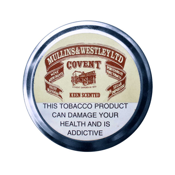 Mullins & Westley Keen Scented 25g - MrSnuff