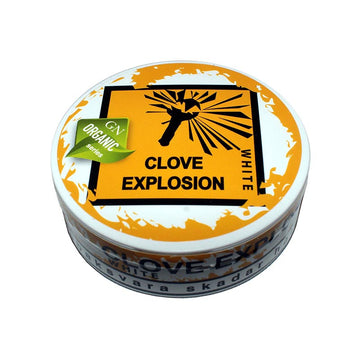 Odens Organic Series - Clove Explosion White 15g