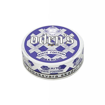 Odens Lakrits White 15g
