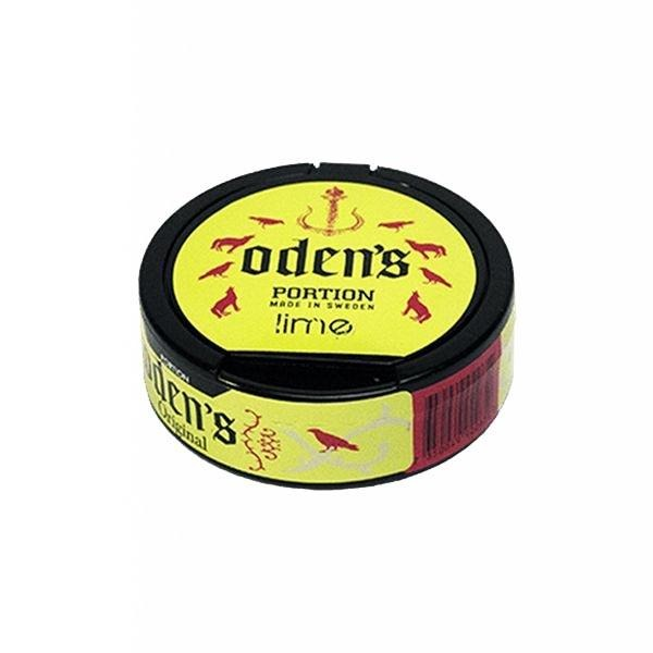 Odens Lime Portion 18g - MrSnuff