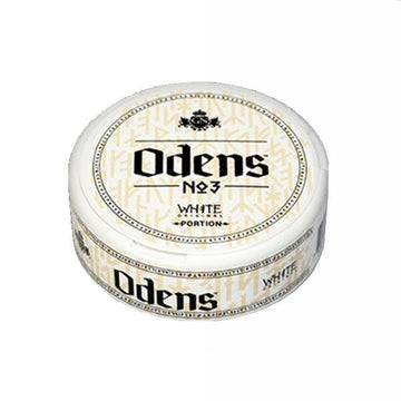 Odens No.3 Original White 15g