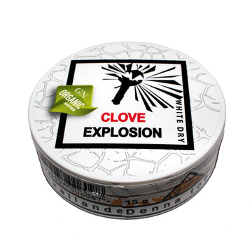 Odens Organic Series - Clove Explosion White Dry 13g