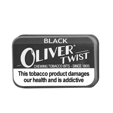 Oliver Twist Black Tobacco Bits