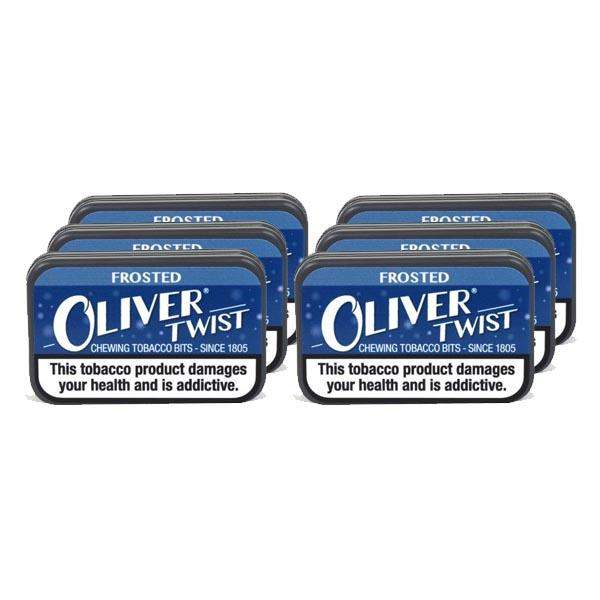 Oliver Twist Frosted Tobacco Bits