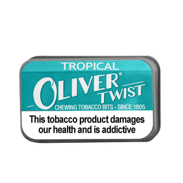 Oliver Twist Tropical Tobacco Bits
