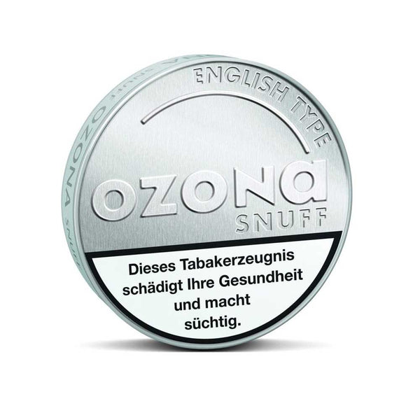 Ozona English Type 5g - MrSnuff