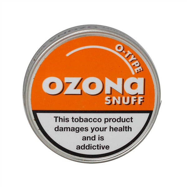 Ozona O-Type (Orange) 5g - MrSnuff