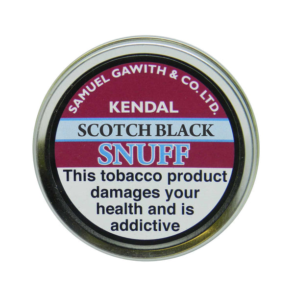 Samuel Gawith Scotch Black - MrSnuff