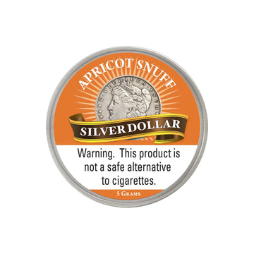 Silver Dollar Apricot
