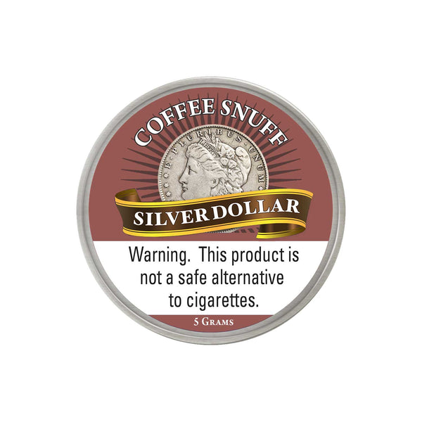 Silver Dollar Coffee - MrSnuff