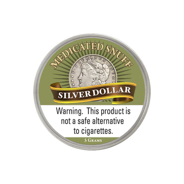 Silver Dollar Medicated