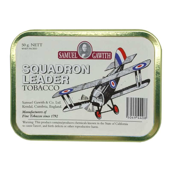 Samuel Gawith Squadron Leader Mixture - MrSnuff