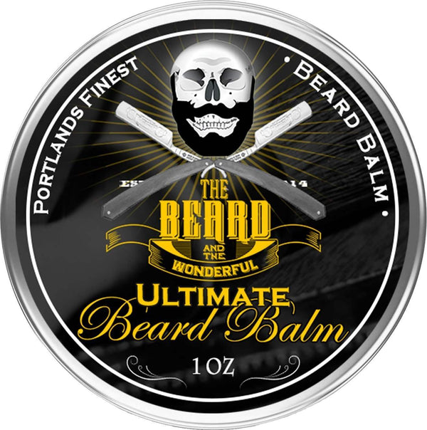 Ultimate Beard Balm for Men - MrSnuff