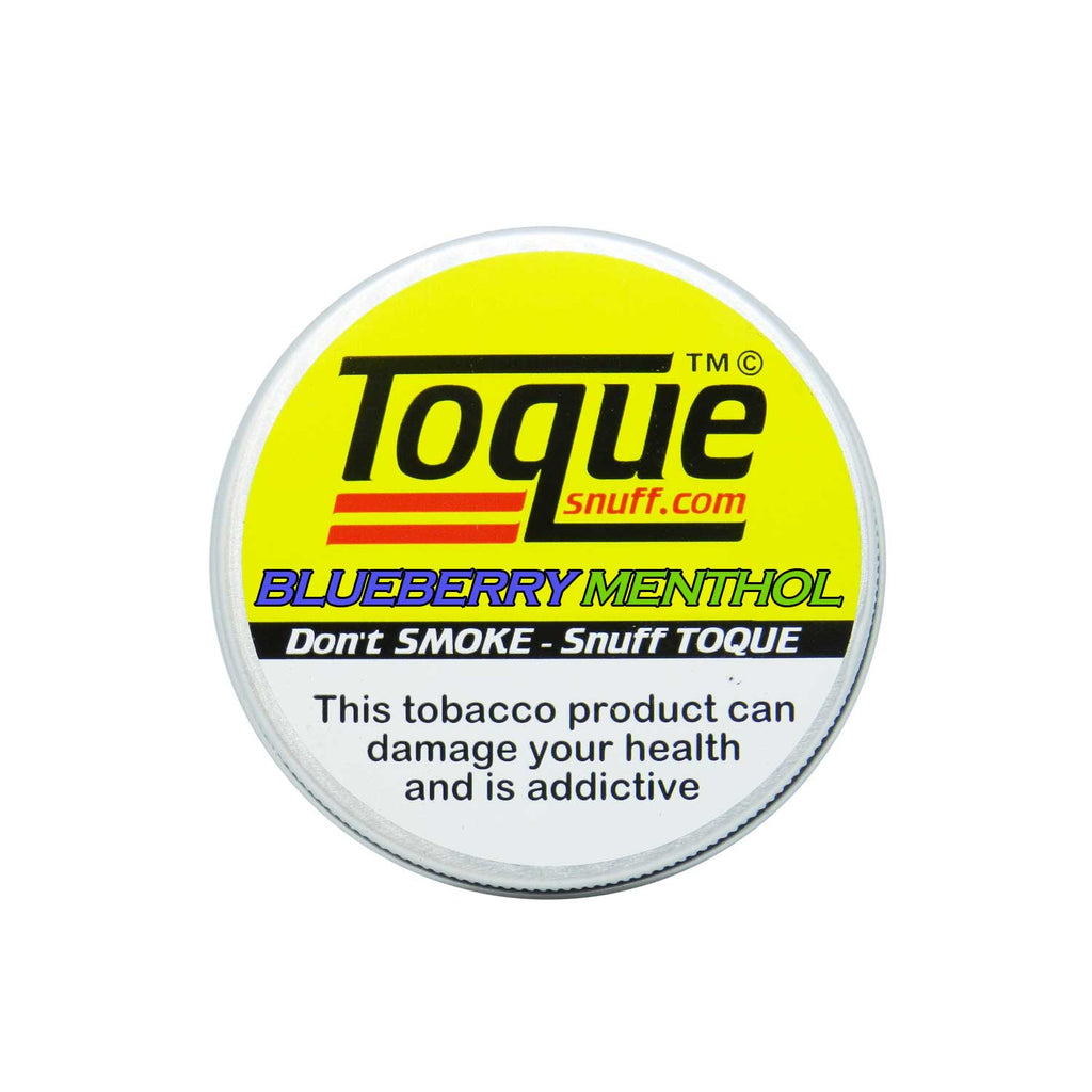 Toque Blueberry Menthol - MrSnuff