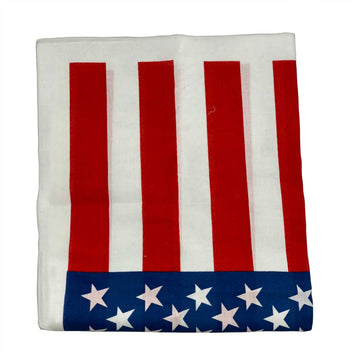US Flag Handkerchief