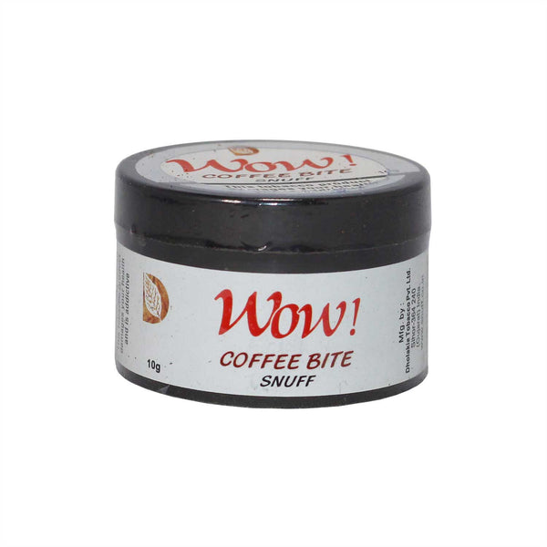 Wow Coffee Bite - MrSnuff