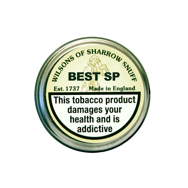 Wilsons Best SP - MrSnuff