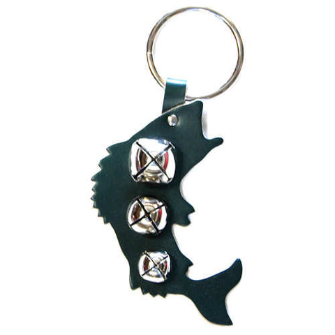 New Jingle Bell Fish Leather Door Knocker Decoration