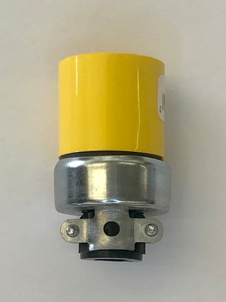 FEMALE CORD END 125V