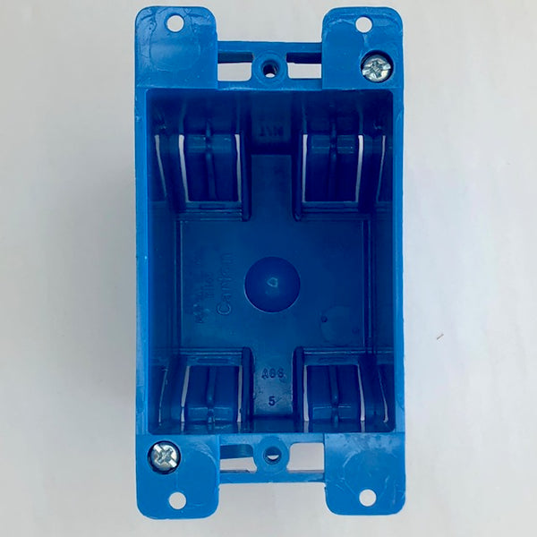 ELECTRICAL BOX DRYWALL 1G PLA...
