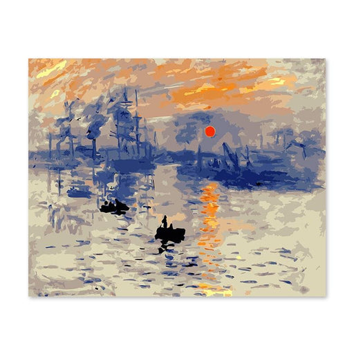 Impression Sunrise, Monet (4729175310467)