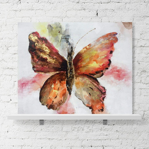 Abstract Butterfly Paint By Numbers (4814006255747)