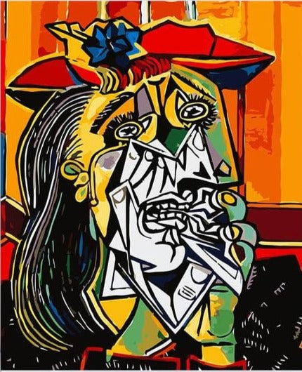 Weeping Woman, Picasso (4729573605507)