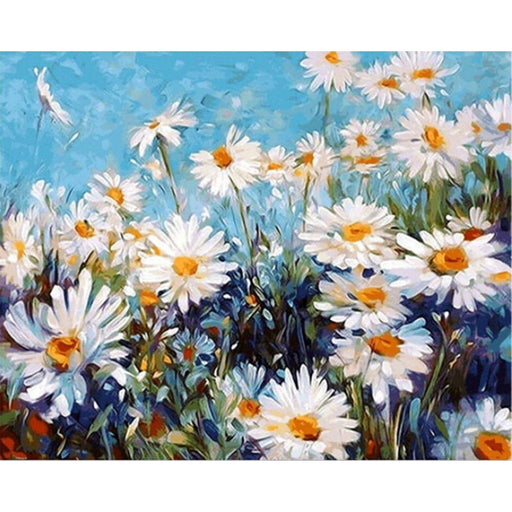 Daisy Paint By Numbers (4780328681603)