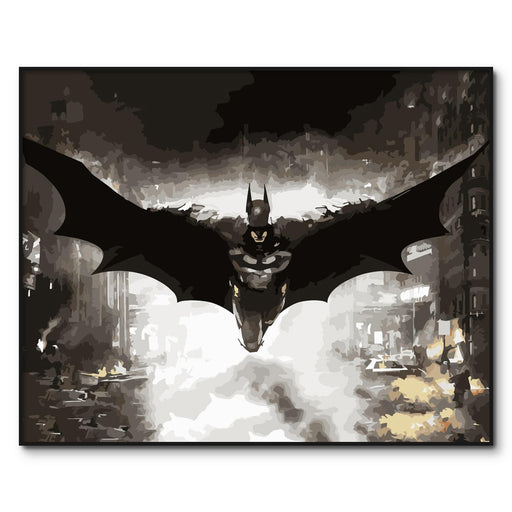 Batman Painting by Numbers (4761685688451)