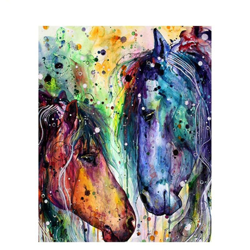 Beautiful Horse Paint By Numbers (4804977623171)