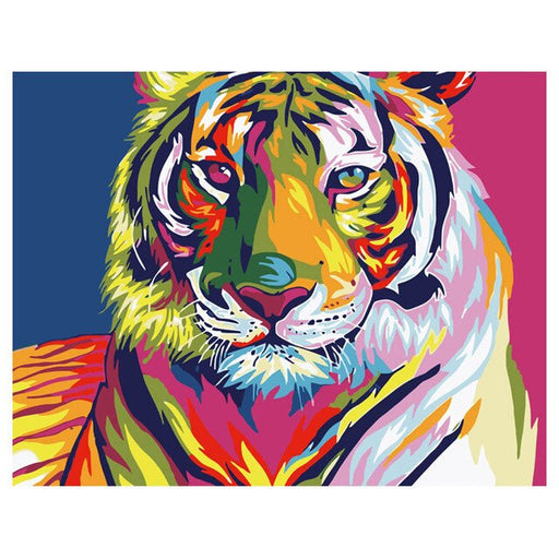 Tiger Paint By Numbers (4828809003139)