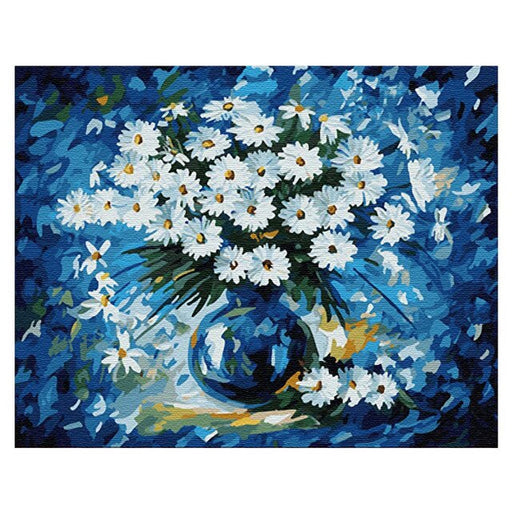 Daisy Paint By Numbers (4828818178179)