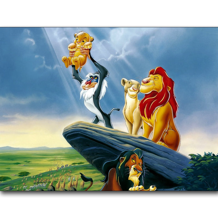 Disney The Lion King Diamond Painting