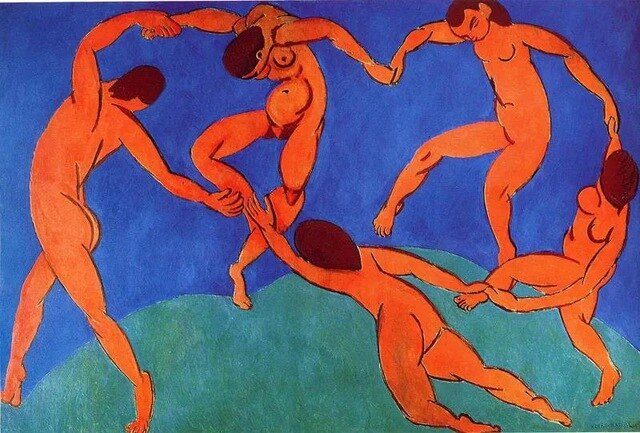 Dance: Matisse Paint by Numbers Kit