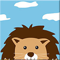 Cute Lion Paint By Numbers (4750095384707)