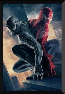 Spiderman Painting By Numbers (4761675432067)