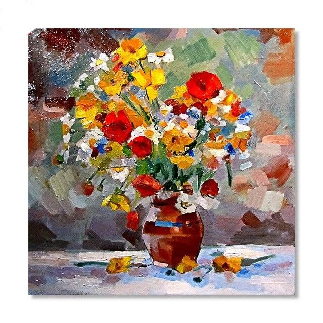 Flowers Paint By Numbers (4780328747139)
