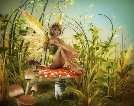 Forest  Fairy (4921984286851)